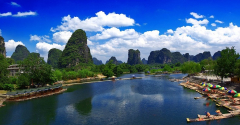 One day private tour of Yang shuo witness the most beautiful scenery