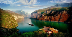 6 Days Yangtze River Cruise Tour with Research Base of Giant Panda visiting