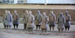 Two-day Xian private tour including Terra-Cotta Warriors and the Great Wild Goose Pagoda