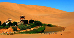 9-Day China Silk Road Impression Tour including Beijing, Xian, Dunhuang and Shanghai