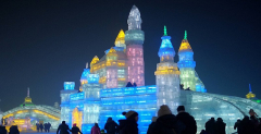 Private two-day city tour of Harbin in winter wonderland