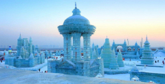 All-inclusive Harbin City local culture and history 4 day private tour
