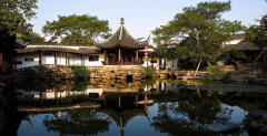 One day private round tour to Suzhou from Shanghai including Humble Administrator's Garden, Hanshan Temple and Tiger Hill.