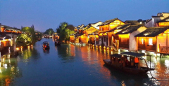 1-day Picturesque Hangzhou Tour including West lake and Wuzhen Water Town