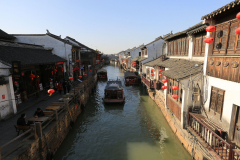 Shanghai Day Tour to Suzhou Master of nets Garden and Shan Tang Water Village with round way transfer (No Shopping)